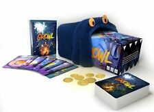 GROWL Game HOWLY GROWLY KICKSTARTER EXCLUSIVE ED.+ALL 4 EXPANSIONS NEW! Werewolf
