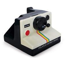 Polaroid Camera Shaped Ceramic Money Bank Novelty Retro Gift
