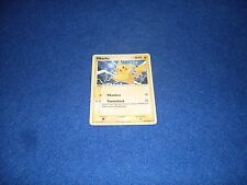 FIGURINA CARD POKEMON - 60/106 PIKACHU -  ITA - ITALIANO (5)