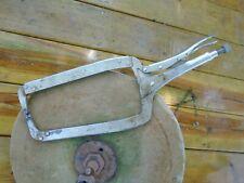 Vintage  18 R  Petersen Vise-Grip Welding C Clamp, 18R
