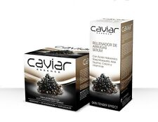 SET Luxury Caviar FACE CREAM + SERUM 100% organic + Hyaluronic Acid Anti Aging