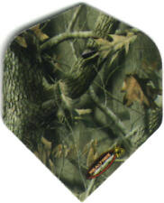 Hunting Camouflage Dart Flights: 3 per set