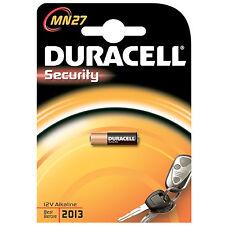 5 Stück DURACELL MN27 BATTERIEN Alkaline 27A - GP27A - A27 - LR27 -  L828