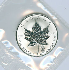 2004 PRIVY VIRGO 1 OZ PURE SILVER MAPLE LEAF COIN WITH COA ONLY 5000 STRUCK!