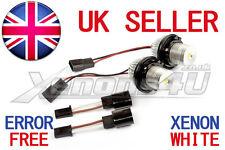 BMW 5-SERIES E39 E60 E61 M5 LED Angel Eyes Upgrade Bulbs Marker 7000K XENON