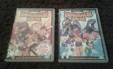 DVDs Childrens TV Show Dinosaur King Volumes 1 & 2 - Prehistoric Dinosaurs