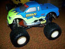 ofna big block  titan tmaxx mgt gt losi  rc monster truck rc parts  rare!