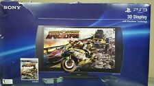 "Sony PlayStation 3D 1080p 240Hz 24"" Widescreen LED LCD 3-in-1 Display Monitor"