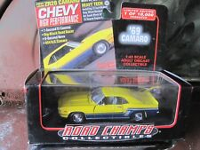 Road Champs Chevy High Performance Series 1969 Camaro 1:43 Scale