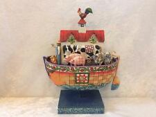 Jim Shore 2006 Two by Two All Creatures of Faith Noah's Ark Figurine 4007054