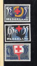 Holanda Cruz Roja Serie del año 1987 (BX-677)