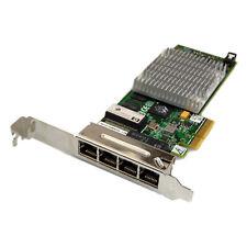 HP 491176-001 NC375T Quad-Port Gigabit PCIe x4 Network Card | 539931-001
