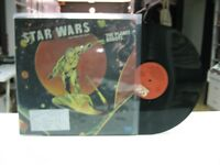 The Planet Robots LP Spanisch Star Wars 1977 Disco Funk