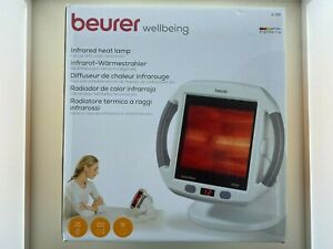 Beurer IL 50 300W Infrared Digital Heat Lamp