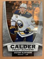 2019-20 OPC Calder Front-Runners Rookie #CF-3 Victor Olofsson Buffalo Sabres RC