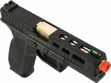 KJW Green gas blowback airsoft pistol full metal Combat Master KP-13 Custom gun