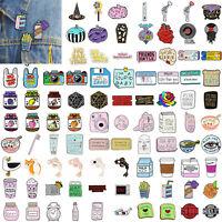 Fashion Cute Cartoon Enamel Lapel Collar Pin Corsage Brooch Fashion Jewelry Gift