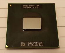 Intel Core 2 Duo T9800 Dual-Core Processor (6M Cache, 2.93 GHz, 1066 MHz) SLGES