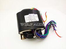 R80-36 100W r core transformer 260-230-0-230-260 2.5-0-2.5 (3.15-0-3.15) X2