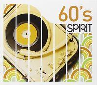 SPIRIT OF 60'S 4 CD NEW