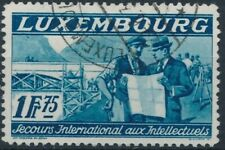 [9626] Luxembourg 1935 good stamp very fine used value $55