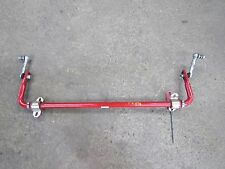 2010 2011 Chevy Camaro SS Pedders 27MM Rear Sway bar w Adjustable Links Red A7