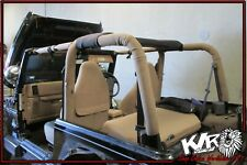 Factory Hardtop Roll Bar With Padding Mount - Jeep Wrangler TJ Spare Parts - KLR