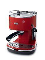 Delonghi Pump espresso and cappuccino machine Icona  Red- ECO ECO310R