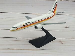 Air Europa 737-300 Airplane Miniature Model Plastic Snap-Fit 1:180