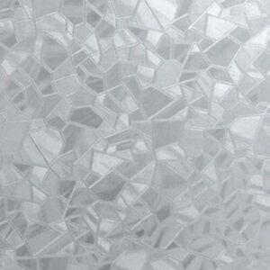 2,96€/m² Fensterfolie Sichtschutzfolie Sonnenschutz Milchglas statisch Bruchglas