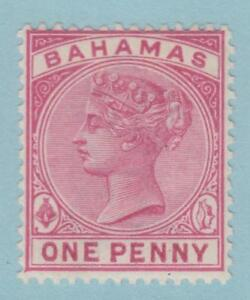 BAHAMAS 27A MINT HINGED OG * NO FAULTS VERY FINE !