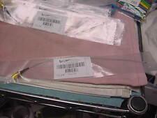 1x L-COM CA-UFLRSBQC20 U.FL to RP-SMA Jack Bulkhead, Pigtail 20cm 1.13 Mini Coax