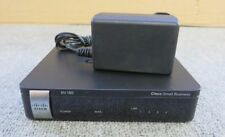 Cisco RV180 4 Port Small Business Multifunction VPN Wireless Router