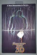 """NECA Friday The 13th Part 3 3D Ultimate Jason Voorhees 7"""" Figure Horror"""