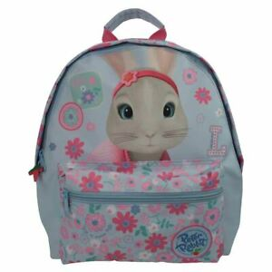 Children's Peter Rabbit Lily Bobtail Roxy Backpack School Bag