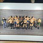 Mattel Jakks WWE WWF Wrestling Action Figures Bundle Edge Cena Chavo Orton Test