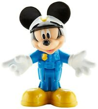 Fisher Price Disney Mickey Mouse Clubhouse Policeman Mickey 3-Inch Mini Figure