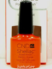 CND Shellac GelColor Nail Polish /Base /Top /Brand New Gel Color #2 - Choose Any