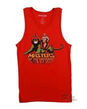 Masters Of The Universe He-Man Ride Into Battle Adult Tank Top