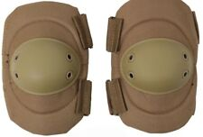 tactical elbow pads coyote brown multi purpose rothco 11057