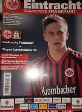 2012/13 1.Bundesliga Eintracht Frankfurt - Bayer 04 Leverkusen