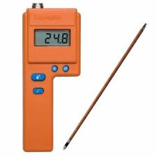 """Delmhorst F-2000/1235 Hay Moisture Meter, 10"""" Probe Value Package"""