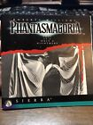 Phantasmagoria Sierra Pc Computer Video Game 1995 - 7 Discs Strategy Horror