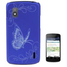 Protective Case Cover Back Butterfly Hard for Mobile Phone LG Nexus 4