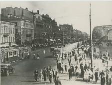 Leningrad (St. Petersbourg) Vintage silver print Tirage argentique  13x18