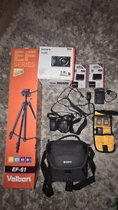 sony a 6000 digital camera