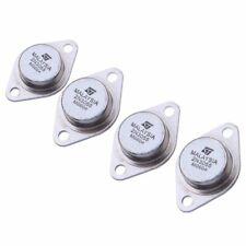 4 x 2N3055 15A 60V NPN AF Audio Power Transistor TO-3 M5K2