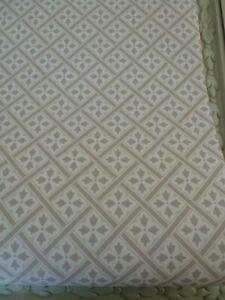 Mr Jones dove grey wallpaper trellis several available price per roll RARE