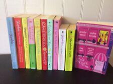 Lot 11 Sophie Kinsella-Madeline Wickham~4 Shopaholic #1-4~HTF Titles