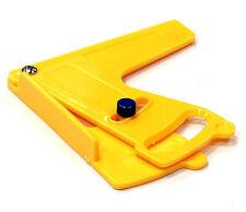 Integy INTC24207YELLOW Standard Size Plastic Camber Gauge